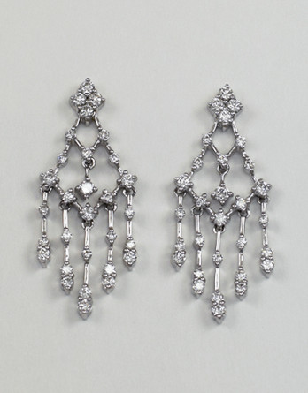 """14kt White Gold Diamond Earrings With 1.40ct in """"G-H"""" SI1-SI2 Round brilliant Cut Diamonds SALE"""