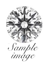 Round brilliant Loose Diamond With GIA Certification