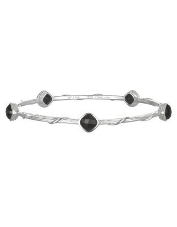 Ariva Fine Jewelry Silver Bangle Bracelet