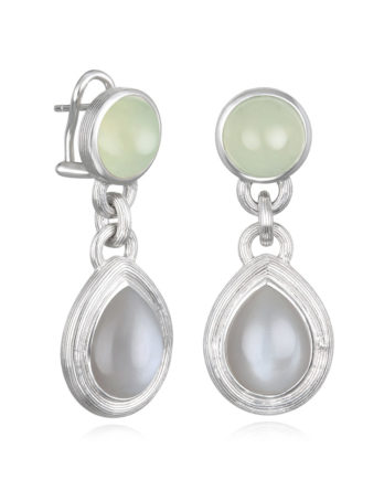 Ariva Fine Jewelry Silver Earrings