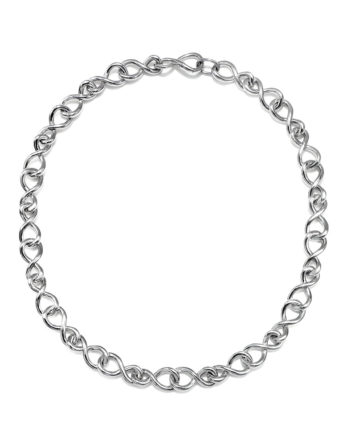 Ariva Fine Jewelry Sterling Silver Necklace