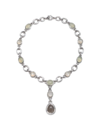 Ariva Fine Jewelry Silver Necklace