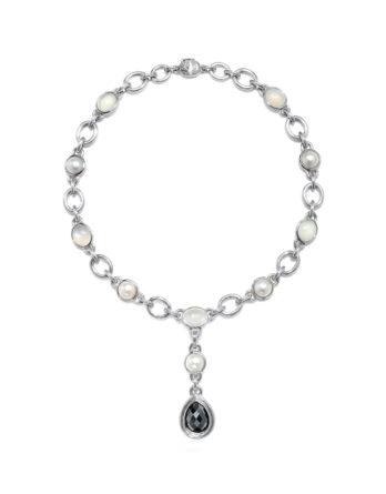 Ariva Fine Jewelry Sterling Silver Necklace