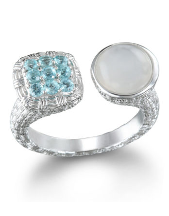Ariva Fine Jewelry Silver Ring