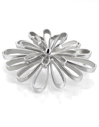Zina Sterling Silver Pin