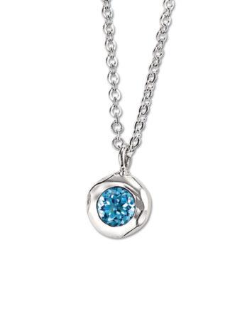 Zina Sterling Silver Necklace