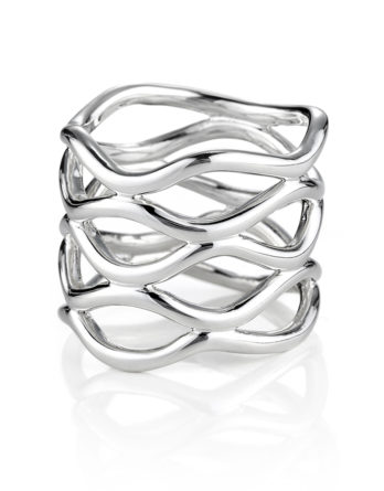 Zina Sterling Silver Ring