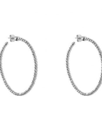 Officina Bernardi Sterling Silver Earrings