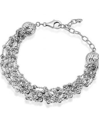 Officina Bernardi Sterling Silver Cometa Bracelet