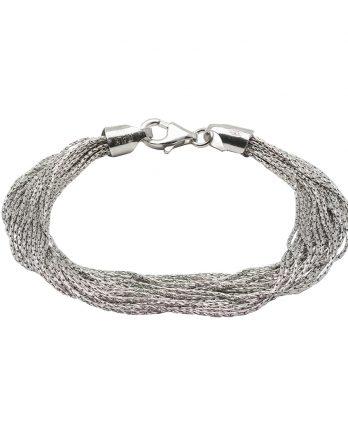 Officina Bernardi Sterling Silver Bracelet